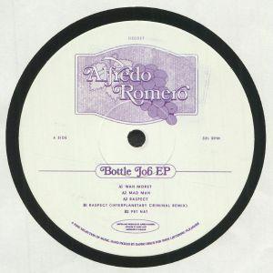 ROMERO, Alfredo - Bottle Job EP