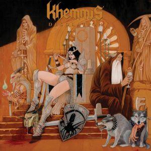 KHEMMIS - Desolation (reissue)