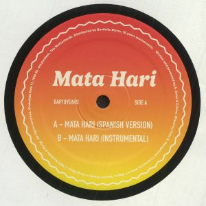 MATA HARI - Mata Hari (Spanish Version)