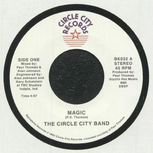 CIRCLE CITY BAND, The - Magic (reissue)