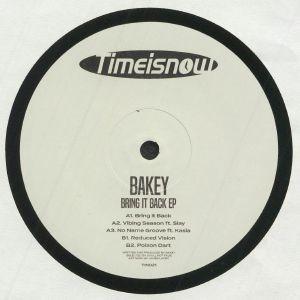 Bakey - Bring It Back EP