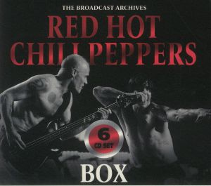 RED HOT CHILI PEPPERS - Box