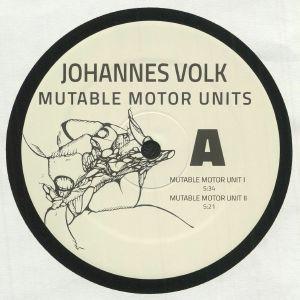 VOLK, Johannes - Mutable Motor Units