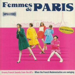 VARIOUS - Femmes De Paris