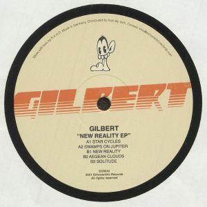 GILBERT - New Reality