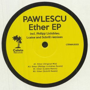 PAWLESCU - Ether EP