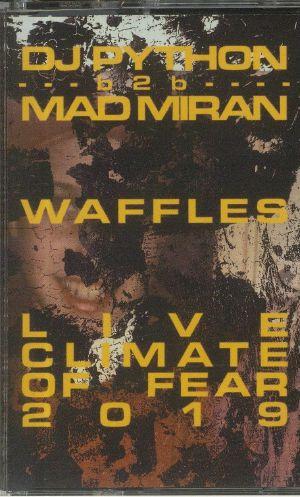 MAD MIRAN/DJ PYTHON - Waffles
