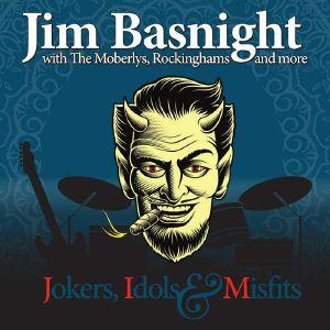 BASNIGHT, Jim - Jokers Idols & Misfits