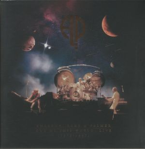 Emerson Lake & Palmer - Out Of This World: Live 1970-1997