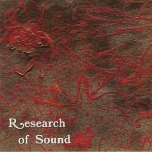 Puccio Roelens - Research Of Sound (reissue)