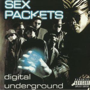DIGITAL UNDERGROUND - Sex Packets (reissue)