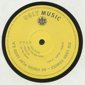 SIR LORD COMIXX - Be Proud Play Loud EP