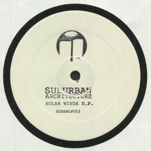 SUBURBAN ARCHITECTURE - Solar Winds EP
