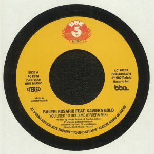 Dj Spinna / Kai Alce / Ralphi Rosario - DJ Spinna & Kai Alce Present Foundations Classic House 45 Series Part 5: You