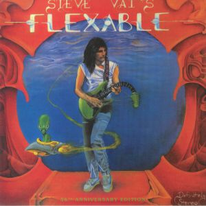 VAI, Steve - Flex Able: 36th Anniversary