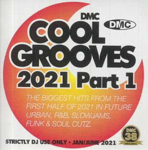 VARIOUS - DMC Cool Grooves 2021 Part 1 (Strictly DJ Only)