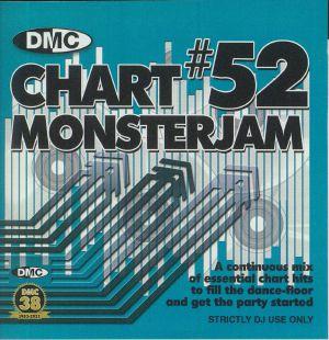 VARIOUS - DMC Chart Monsterjam #52 (Strictly DJ Only)