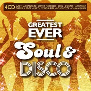 VARIOUS - Greatest Ever Soul & Disco