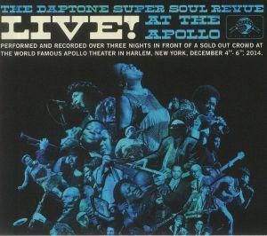 VARIOUS - The Daptone Super Soul Revue Live! At The Apollo
