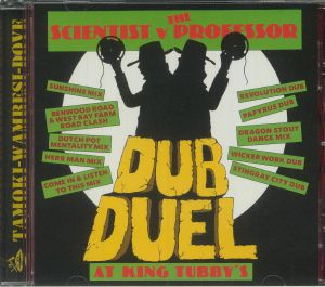 SCIENTIST/THE PROFESSOR - Duel Dub At King Tubby's