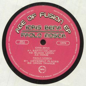 Idris Bena / Paolo Mosca - Age Of Fusion EP