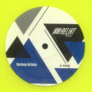 Lee Onel / Hurlee / Alex Dam / Zambiancki / Sascha Sonido - RELIKTWHITE 004
