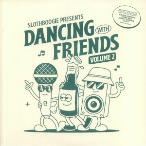 VARIOUS - Dancing With Friends Vol 2
