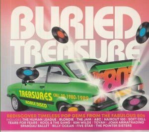 VARIOUS - Buried Treasure: The 80s