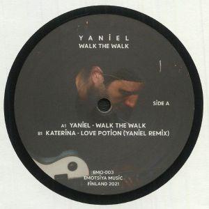 YANIEL - Walk The Walk