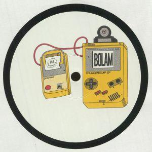 BOLAM - Thunderclap EP