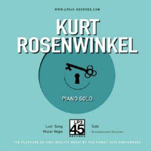 ROSENWINKEL, Kurt - Piano Solo