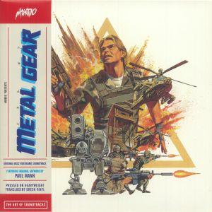 Konami Kukeiha Club - Metal Gear (Soundtrack)