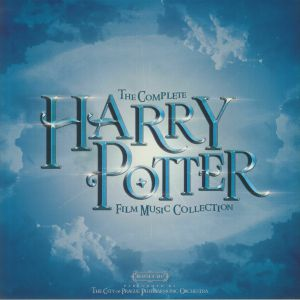 CITY OF PRAGUE PHILHARMONIC ORCHESTRA, The - The Complete Harry Potter Music Collection (Soundtrack)