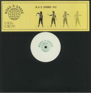 MAKE A DANCE - M.A.D 002
