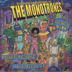 The Monotrones - New Adventures