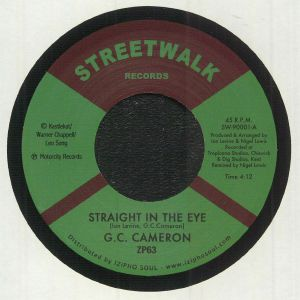 GC CAMERON - Straight In The Eye