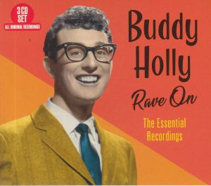 Buddy Holly - Rave On: The Essential Recordings
