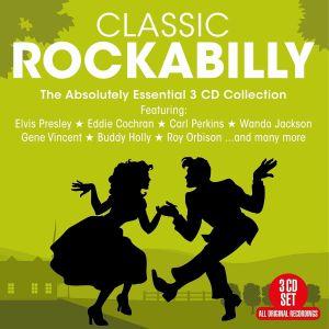 VARIOUS - Classic Rockabilly: 60 Essential Recordings