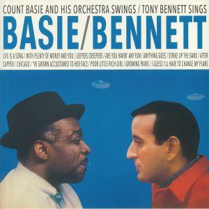 COUNT BASIE/TONY BENNETT - Basie Swings Bennett Sings