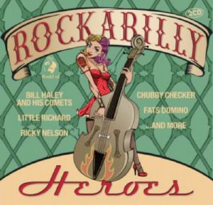 VARIOUS - Rockabilly Heroes