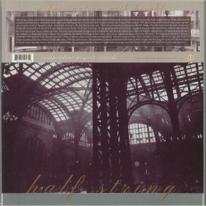 HALF STRING - A Fascination With Heights
