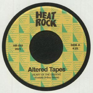 Altered Tapes / King Most - Heart Of The Groove/This Ain't No Game