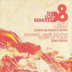 Guy J / Budakid / Jamie Stevens - The Lost Remixes