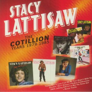 LATTISAW, Stacy - The Cotillion Years 1979-1985