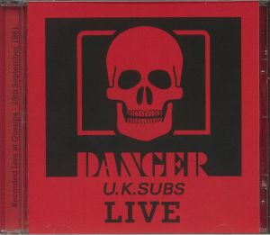 UK SUBS - Danger: The Chaos Tape