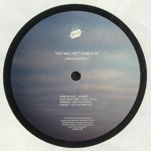 BOMB OF HOPE/SALUT 80/VERDE/MORALEZ/SHAMES - You Will Not Forbid EP