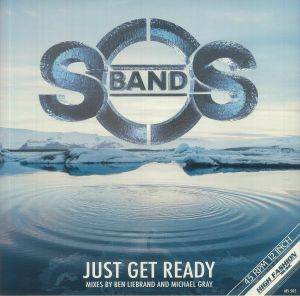 SOS BAND, The - Just Get Ready