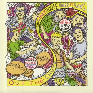 WATT, Mike/THE BLACK GANG/TOM SURGAL/EAST MEETS WEST - My Head Is My Only House Unless It Rains