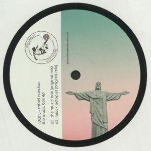 Rafael Cancian - The Music Box EP