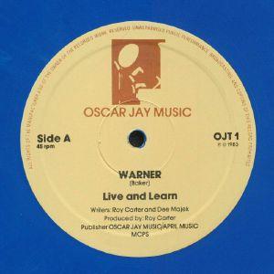 WARNER - Live & Learn (reissue) (B-STOCK)